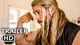 getlinkyoutube.com-THOR 3 RAGNAROK Official Trailer Tease (2017) Marvel Superhero Movie HD