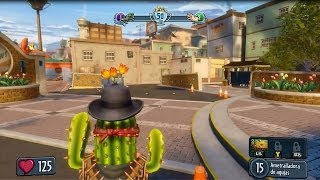 getlinkyoutube.com-PLANTS VS ZOMBIES: CACTUS BANDIDO