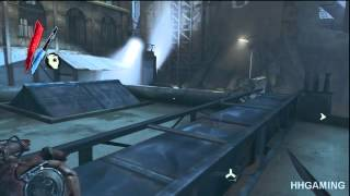 Dishonored - walkthrough part 10 no commentary HD Stealth gameplay dishonored walkthrough gameplay