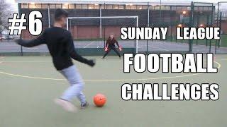 getlinkyoutube.com-Sunday League Football Challenges #6