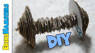 getlinkyoutube.com-DIY DUMBELL TOY FOR SMALL ANIMALS