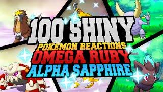 getlinkyoutube.com-100 EPIC SHINY POKEMON REACTIONS! Pokemon Omega Ruby & Alpha Sapphire Shiny Montage
