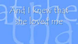 getlinkyoutube.com-When She Loved Me - Sarah McLachlan - Lyrics