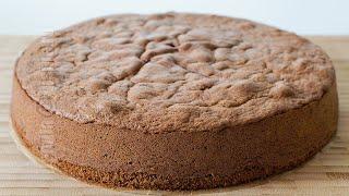 getlinkyoutube.com-Blat de tort cu cacao - JamilaCuisine