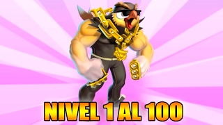 getlinkyoutube.com-Monster Legends - Vano$$ - Level 1 to 100 & Combat - Review