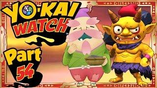 getlinkyoutube.com-Yo-Kai Watch - Part 54 FINALE | Elder Bloom, Gilgaros, + Giveaway! [English Gameplay Walkthrough]