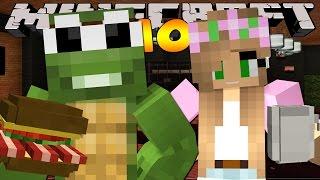 getlinkyoutube.com-Minecraft School - WORKING IN THE SCHOOL CAFETERIA!