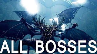 getlinkyoutube.com-Dark Souls: All Bosses (4K 60fps)