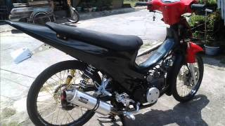 getlinkyoutube.com-Honda wave s 125 modified