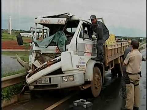 acidente na br 050 (UBERLANDIA MG)