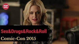 SDCC 2015: Elaine Hendrix de Sex&Drugs&Rock&Roll