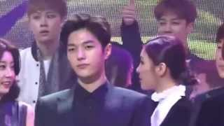 getlinkyoutube.com-Myungeun + Pinkfinite moment 2014