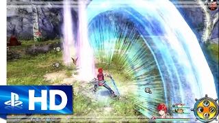 getlinkyoutube.com-Ys VIII: Lacrimosa of Dana (2017) PS4 Gameplay Video - PS4