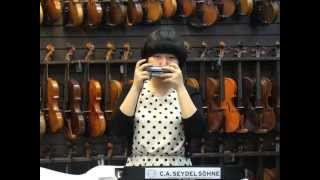 getlinkyoutube.com-김여진 하모니카 연주 / 뻐꾹 왈츠 - 요나손 / Kim Yeo Jin - harmonica solo