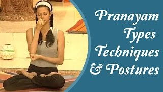 getlinkyoutube.com-15 Types of Pranayam - Simple & Easy To Done Yoga Asanas At Home | Hindi Yoga Tutorial