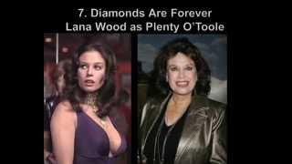 getlinkyoutube.com-All James Bond Girls Then And Now Part 2