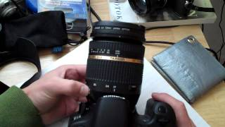 getlinkyoutube.com-Tamron 17-50mm F/2.8 VC (canon mount) Review