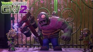 getlinkyoutube.com-Plants Vs. Zombies: Garden Warfare 2 - The Backyard Battleground [BETA] Xbox One