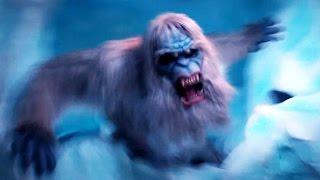 getlinkyoutube.com-Matterhorn Bobsleds Ride FULL POV w/ NEW Abominable Snowman Yeti Effects - Both Sides, Disneyland