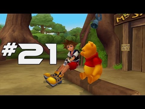Kingdom Hearts Re: Chain of Memories - #21: