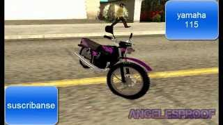 getlinkyoutube.com-pack de 5  motos venezolanas para el gta san andreas