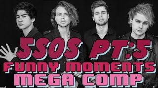 getlinkyoutube.com-5 Seconds of Summer 5SOS Funny Moments Crack Humor MEGA COMP Pt:5