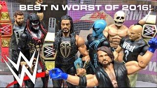 getlinkyoutube.com-TOP 10 BEST   5 WORST WWE FIGURES OF 2016 COUNTDOWN LISTS!!