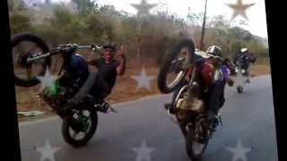 getlinkyoutube.com-caballitos en motos Montalban