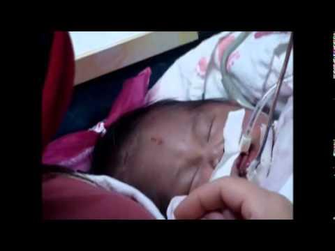 Precioso Nino En Memoria De Mis Bebes Bryan Y Keyla