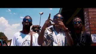 Crooger - Boyz repaGhetto ft Jnr Brown (Official Video)