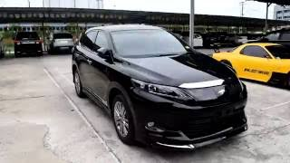 getlinkyoutube.com-Toyota Harrier Advance Premium 2015