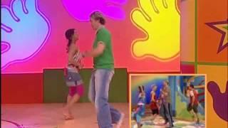 getlinkyoutube.com-Hi-5 Living in a Rainbow (Dance Tutorial)