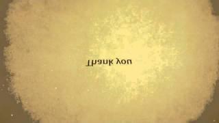 getlinkyoutube.com-無料動画素材「Thank you END」自作ムービーや結婚式ビデオに♪