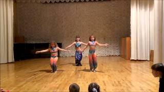 getlinkyoutube.com-Tabla (belly-dance). Kids