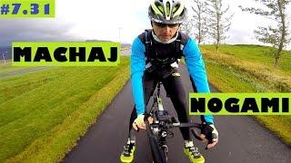 getlinkyoutube.com-Trening na rowerze w zimne dni. Jak się nie wyziębiać? Trening zimą.