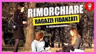 getlinkyoutube.com-Ragazza Rimorchia Uomini Fidanzati a San Valentino - [Esperimento Sociale] - theShow