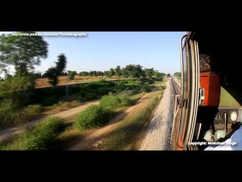 A Day Inside a Railway Engine- India