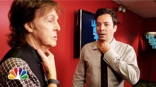 getlinkyoutube.com-Jimmy Fallon and Paul McCartney Switch Accents (Late Night with Jimmy Fallon)