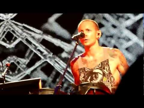 Linkin Park When They Come For Me Live Jiffy Lube Live August 11 2012 Honda Civic Tour Bristow VA