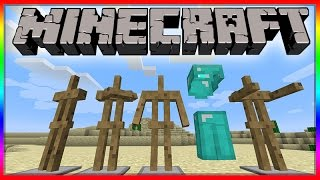 getlinkyoutube.com-Minecraft 1.8 Flying & Moving Armor Stands! Customizing Stands Tutorial!