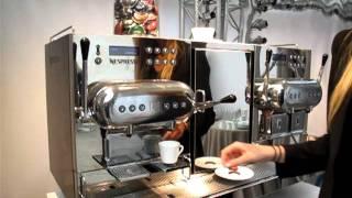getlinkyoutube.com-La machine à café Aguila de Nespresso (BoncaféParis)