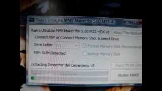 getlinkyoutube.com-downgrade any 5 00, 5 01, 5 02, 5 50 and 5 51 psp - Make Magic Memory Stick