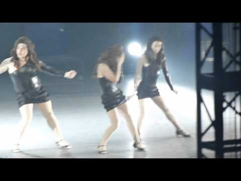 [HD FANCAM] SS3 MANILA: LADY HEE HEE AND SHI-YONCE W/ EUNHAE - POKER FACE / SINGLE LADIES