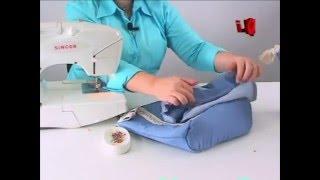 getlinkyoutube.com-DIY - Bolso en Tela By María Fernanda (A1/2)( Hand made Tote / Bags / Purses / Handbags / Wallet )