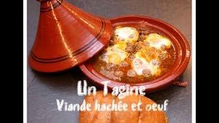 getlinkyoutube.com-Tagine de boulettes de viande hachée et aux oeufs