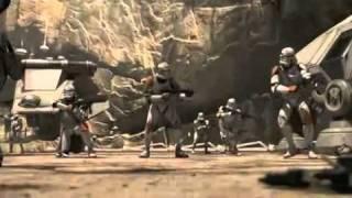 getlinkyoutube.com-Star Wars Clone Troopers - Real World