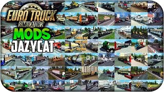 Trailers and Cargo Pack by Jazzycat v3.2.1 | Euro truck simulator 2 | 1.17 - 1.18