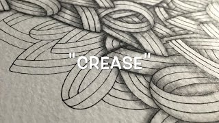 getlinkyoutube.com-How to Draw the Zentangle® Pattern 'Crease'