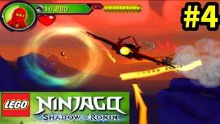 getlinkyoutube.com-3dsレゴニンジャゴー!ローニンの影#4飛行機やバイクが乗れる●Lego Ninjago: Shadow Of Roninゲーム実況プレイ