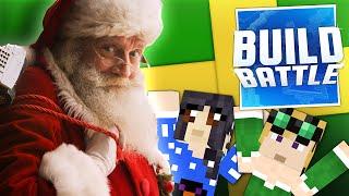 getlinkyoutube.com-Minecraft Christmas Build Battle: SANTA